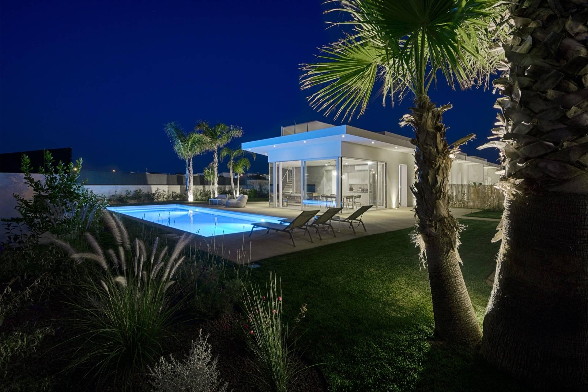 Villa indipendente con piscina a pochi passi dal mare - 7