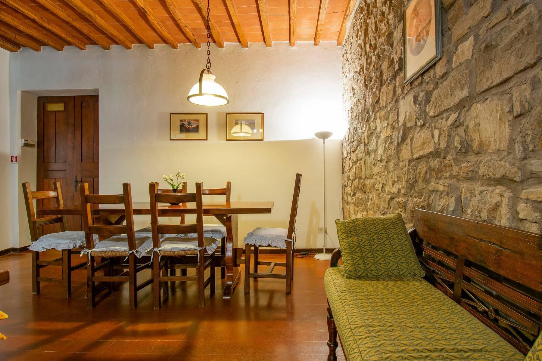 Esclusive wine estate in the heart of Chianti classico - 17
