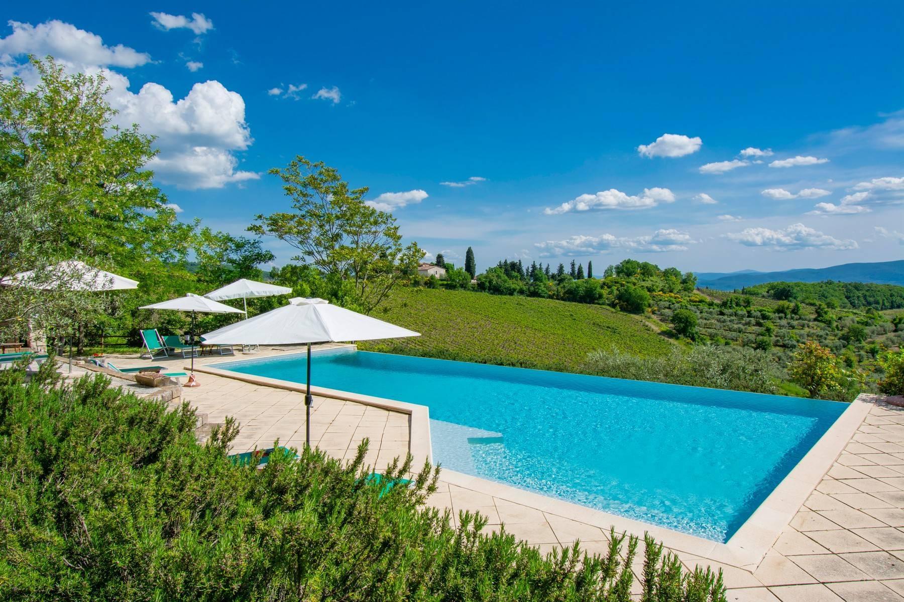 Esclusive wine estate in the heart of Chianti classico - 5