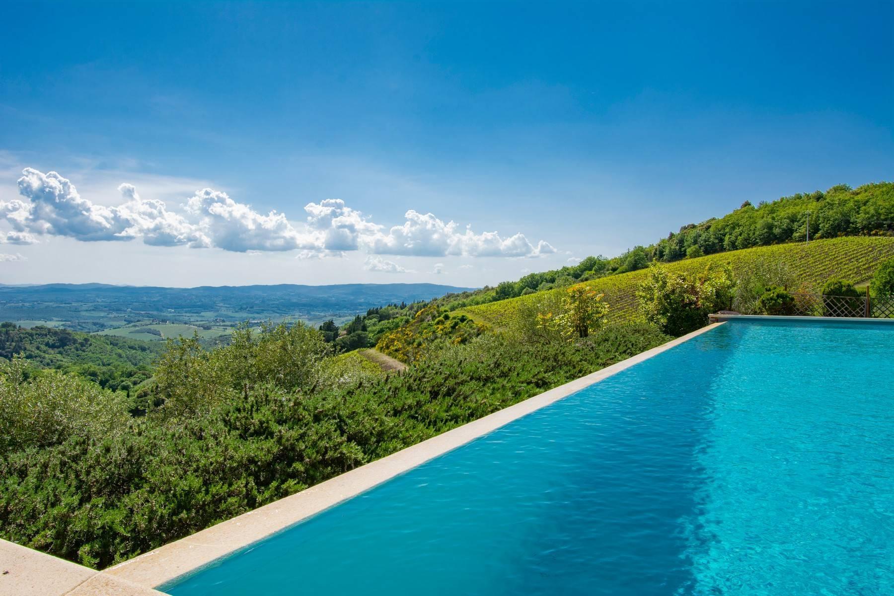 Esclusive wine estate in the heart of Chianti classico - 23