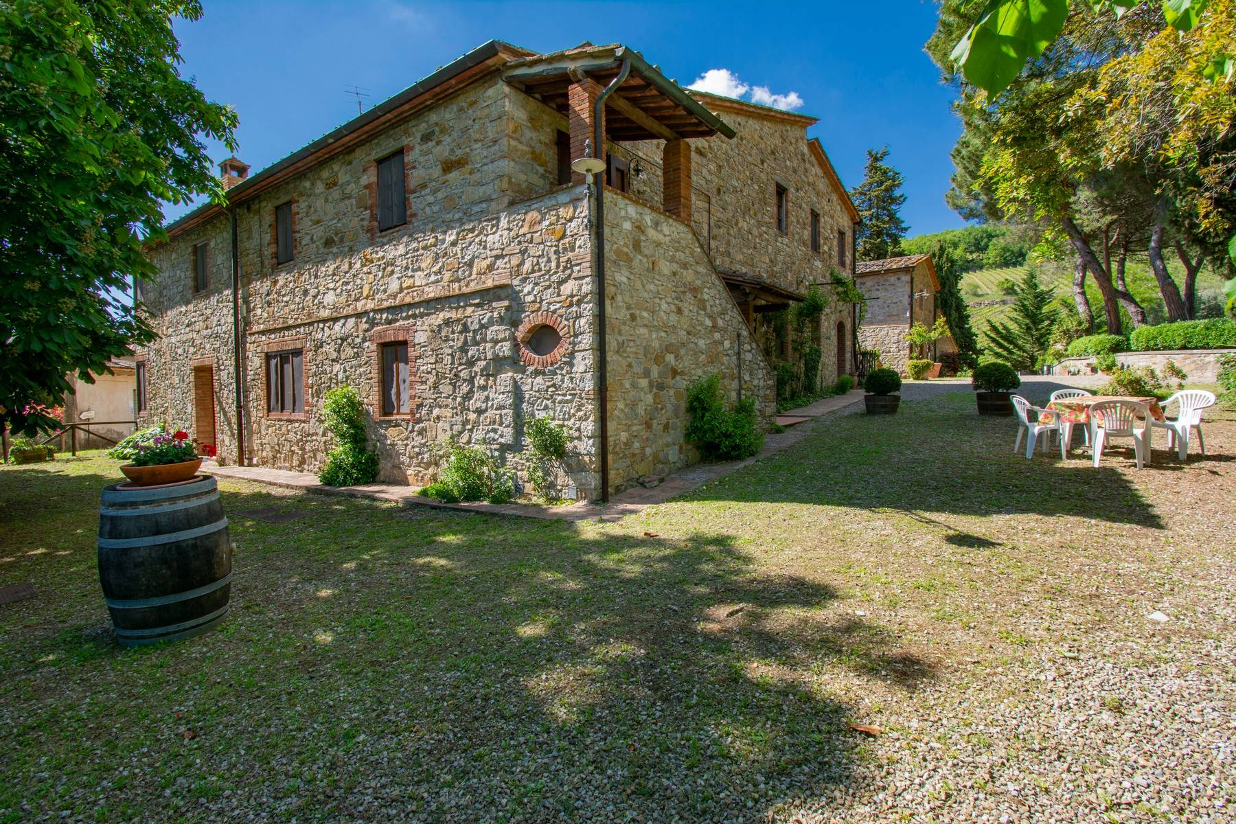 Esclusive wine estate in the heart of Chianti classico - 25