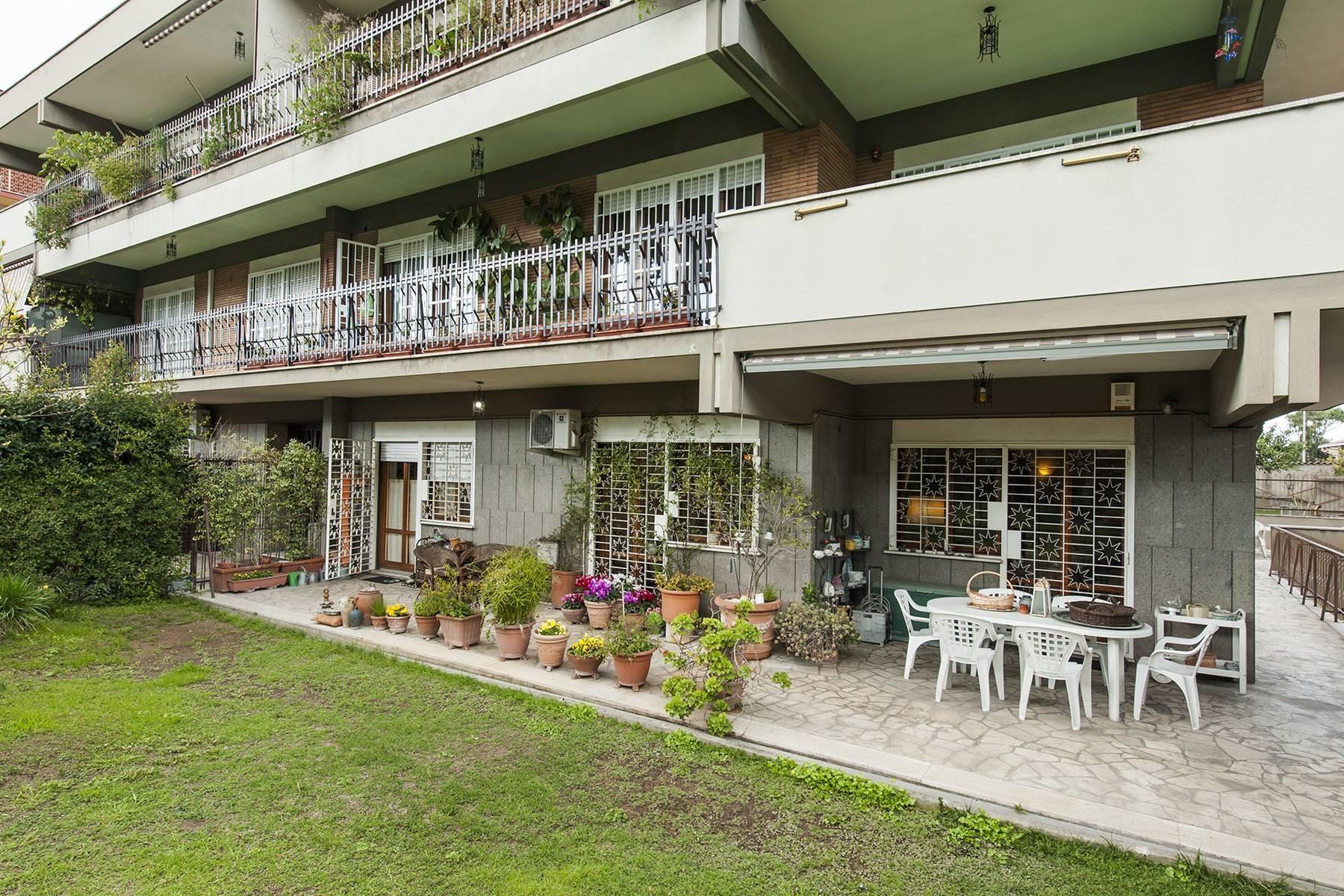 Appartamento con giardino nei pressi dell'Appia Antica - 4