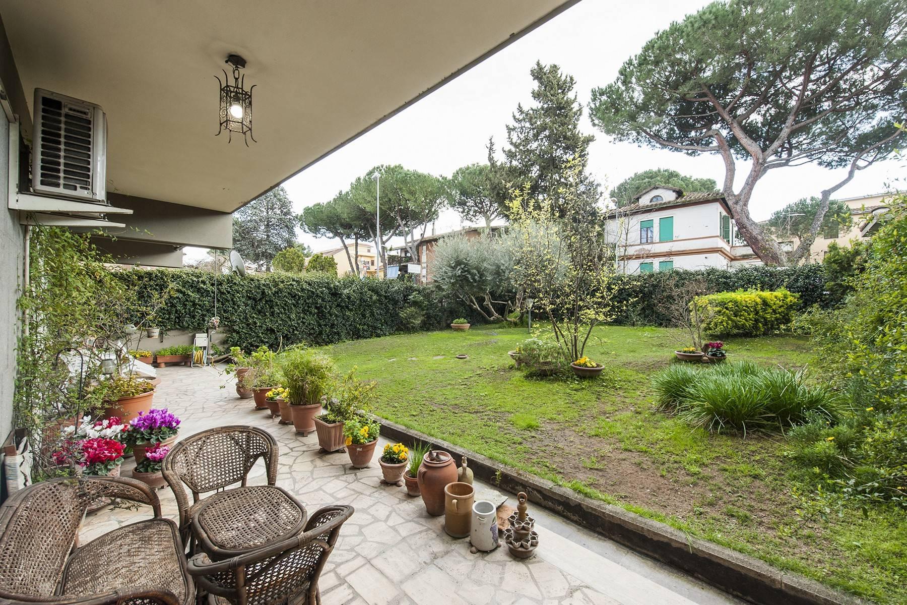 Appartamento con giardino nei pressi dell'Appia Antica - 3