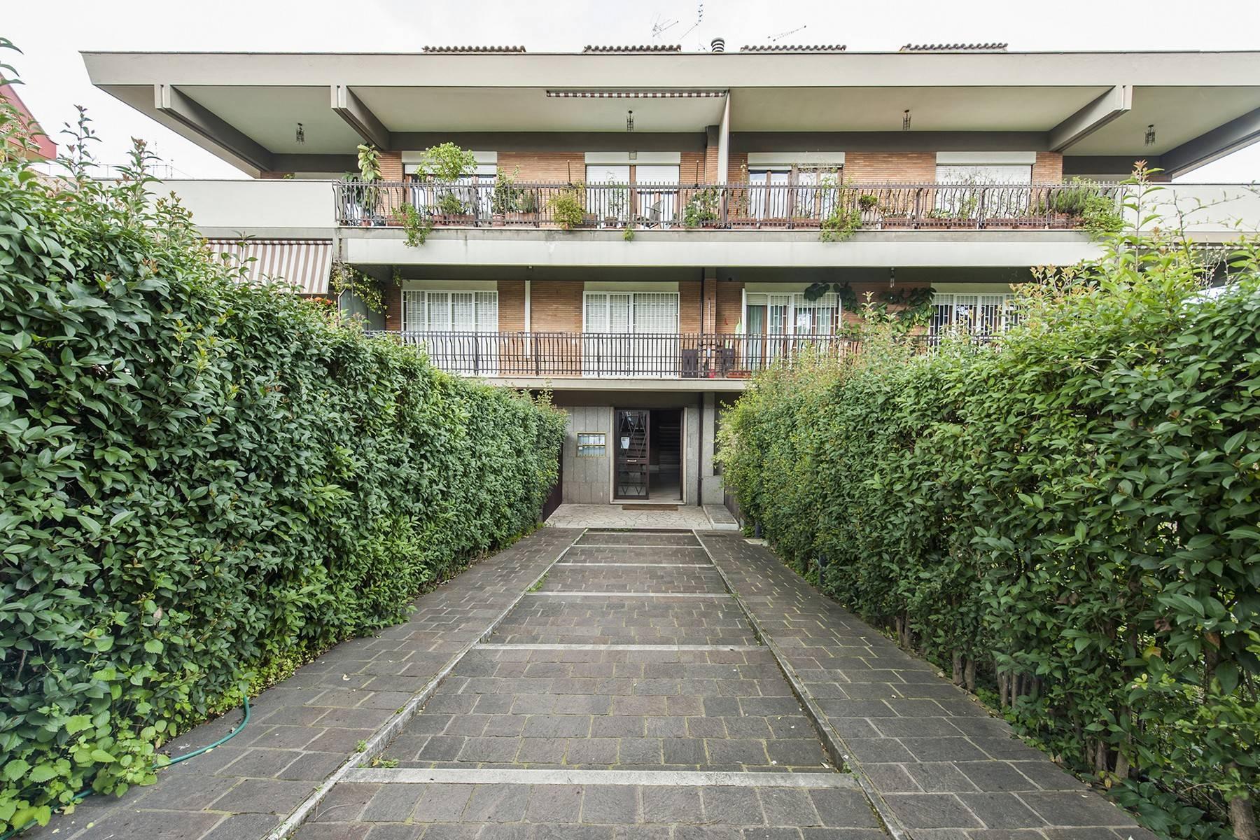Appartamento con giardino nei pressi dell'Appia Antica - 5