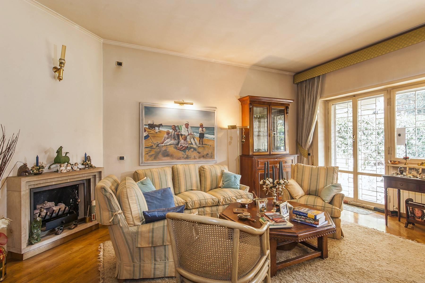 Appartamento con giardino nei pressi dell'Appia Antica - 13