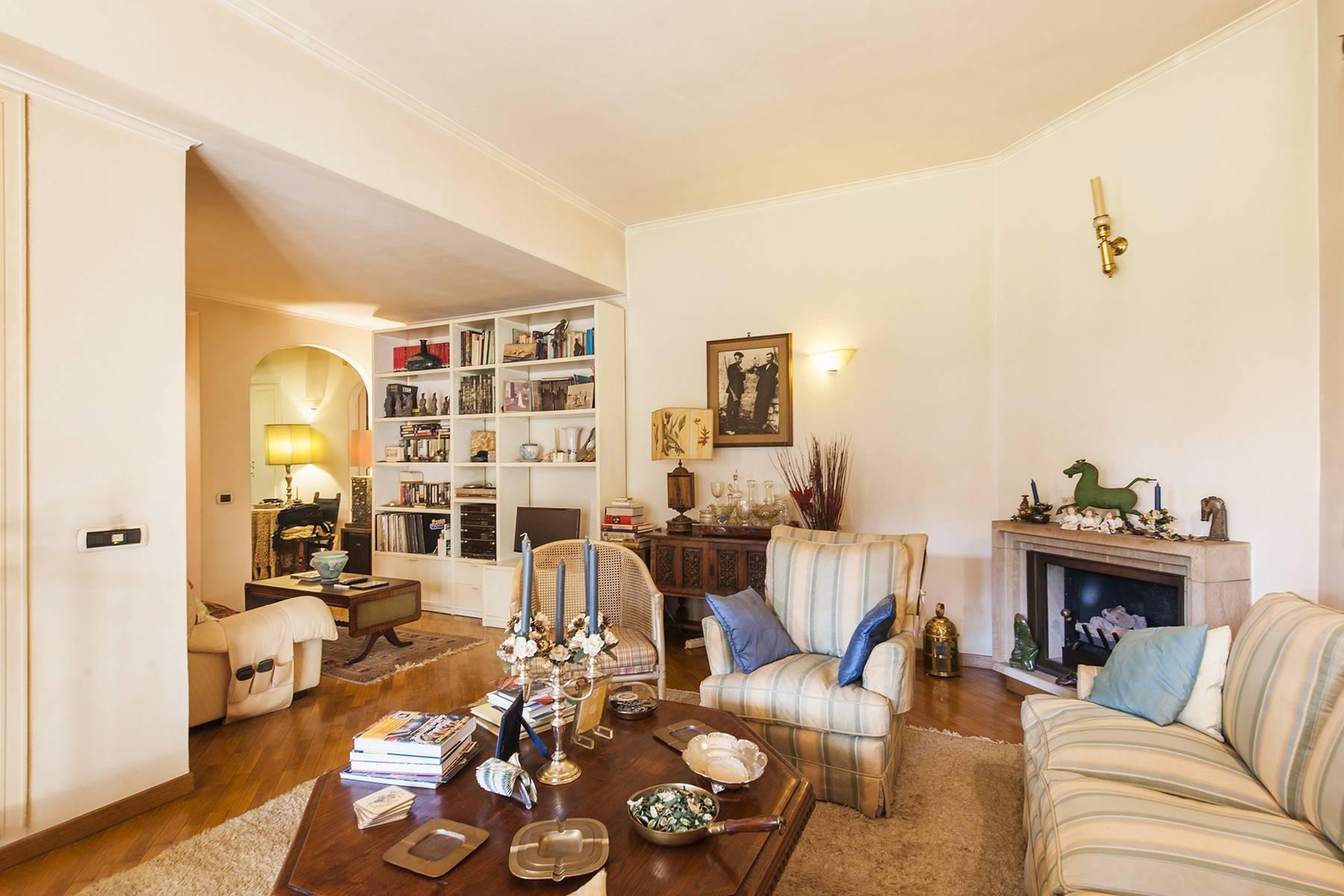 Appartamento con giardino nei pressi dell'Appia Antica - 8