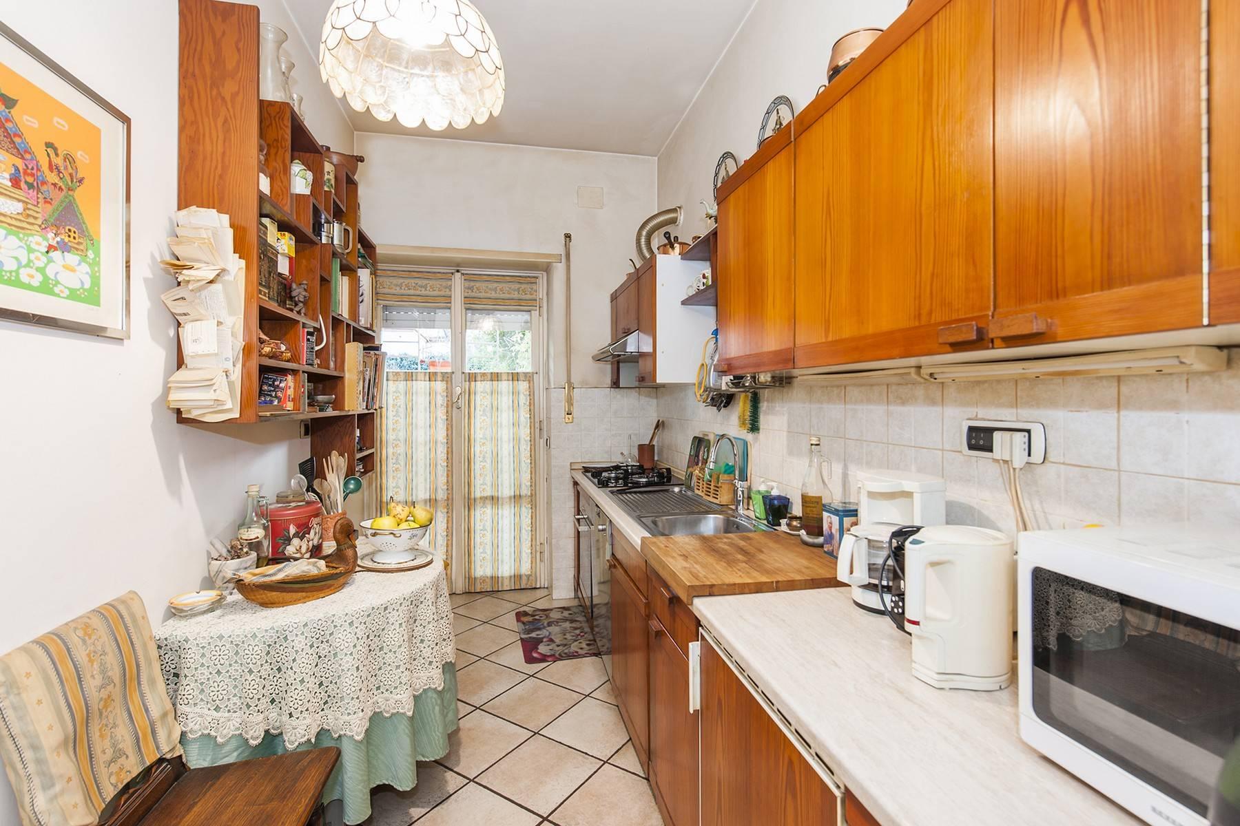 Appartamento con giardino nei pressi dell'Appia Antica - 14
