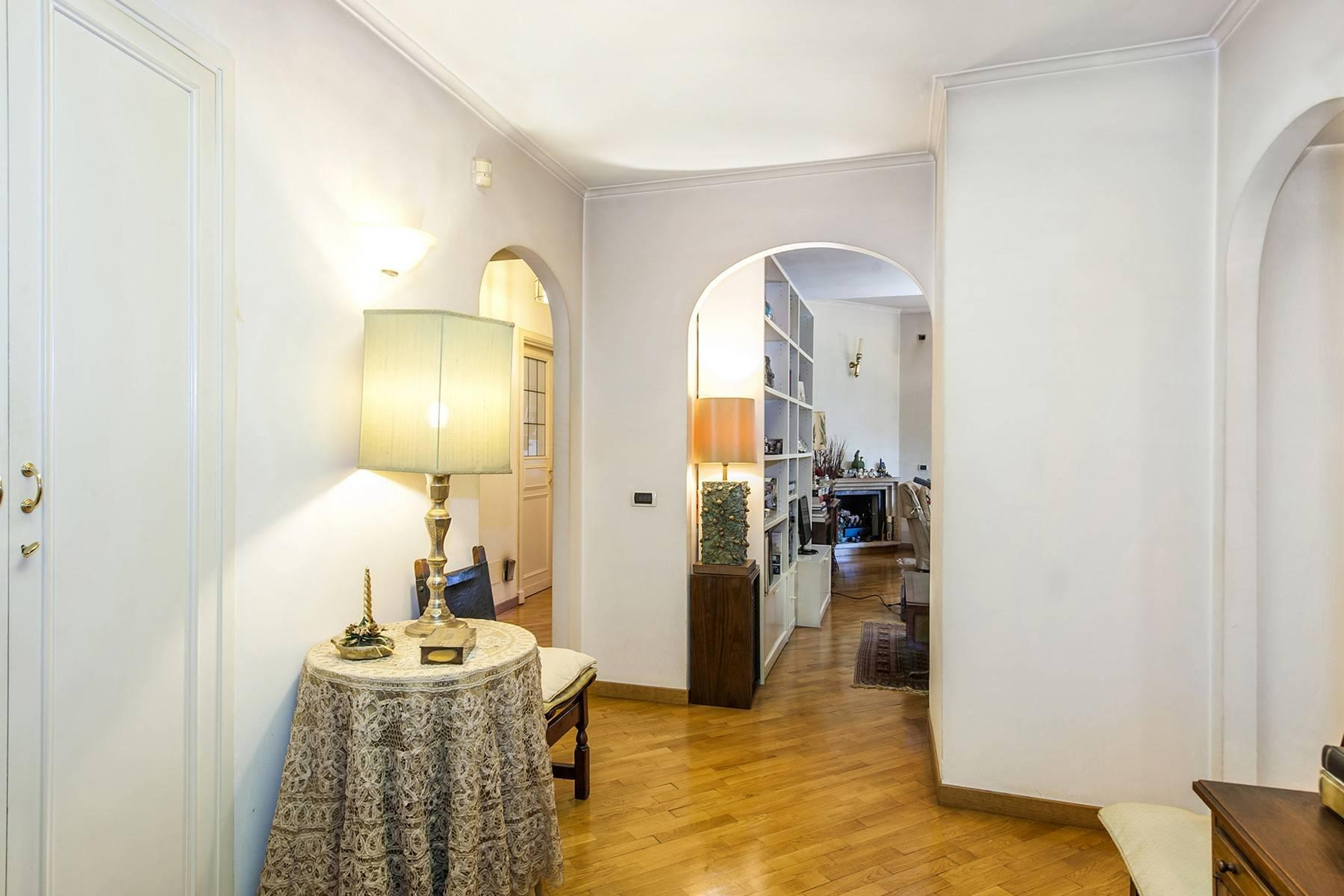 Appartamento con giardino nei pressi dell'Appia Antica - 11