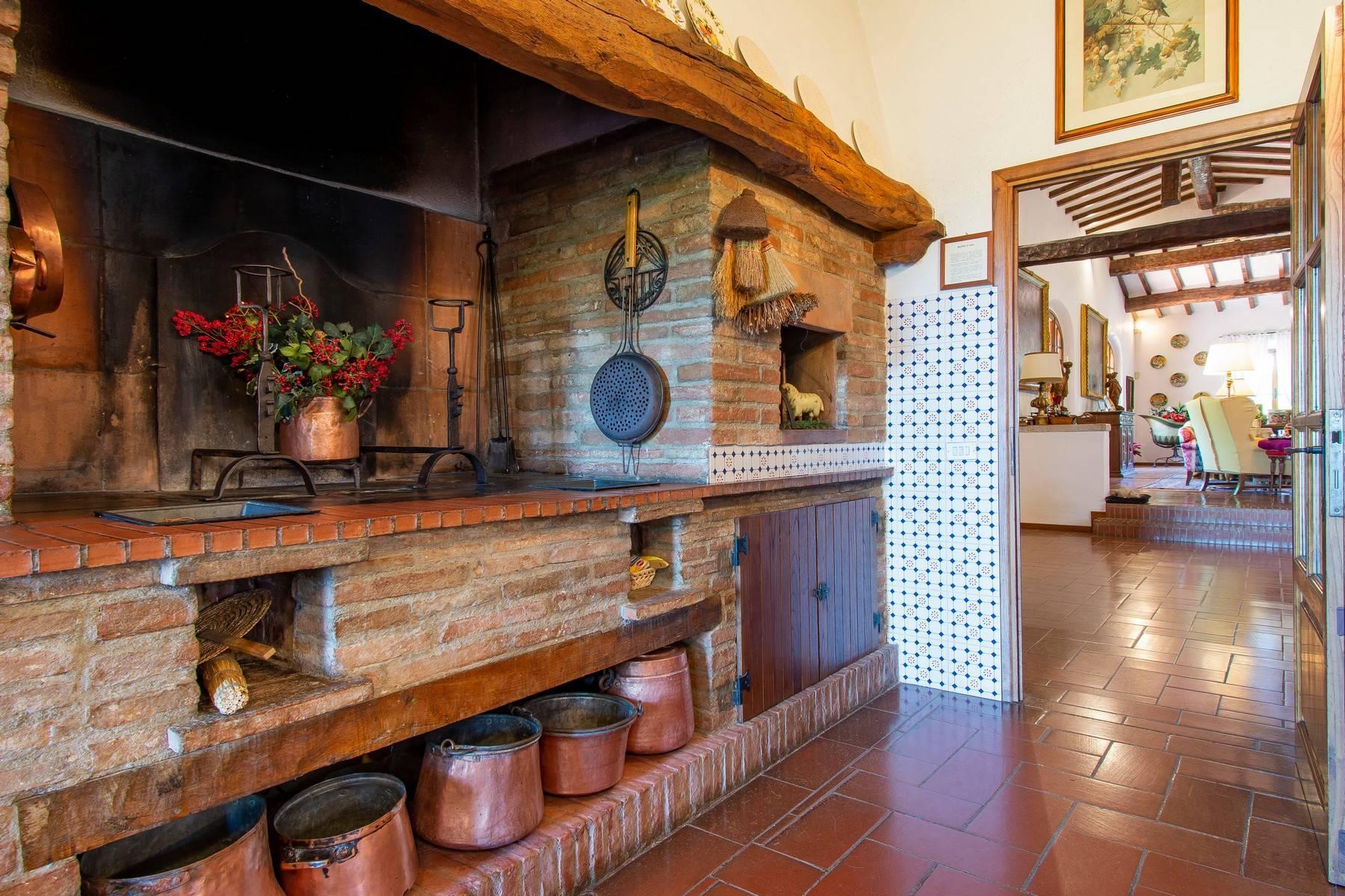 Esclusive wine estate in the heart of Chianti classico - 29