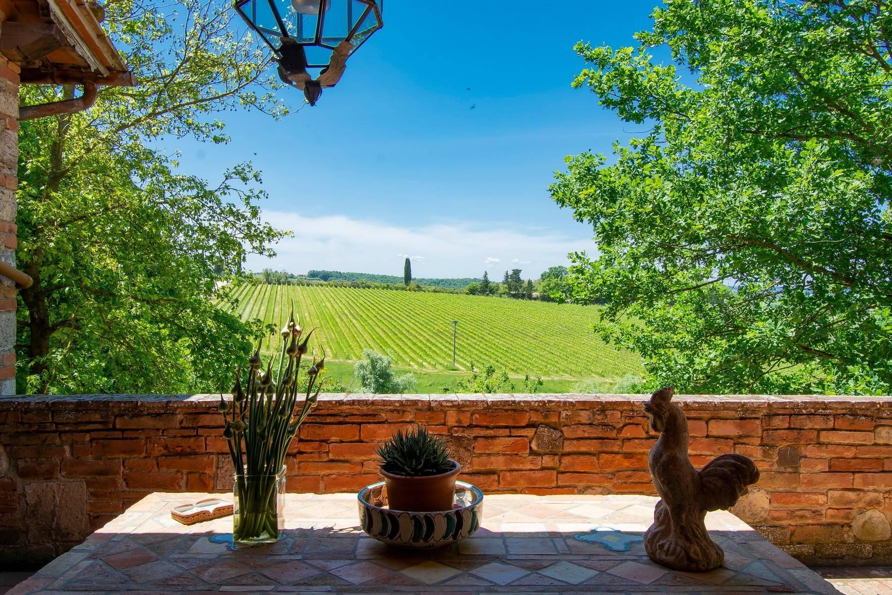 Esclusive wine estate in the heart of Chianti classico - 33