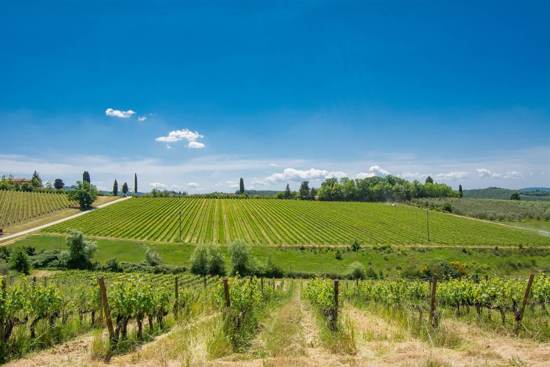 Esclusive wine estate in the heart of Chianti classico - 6
