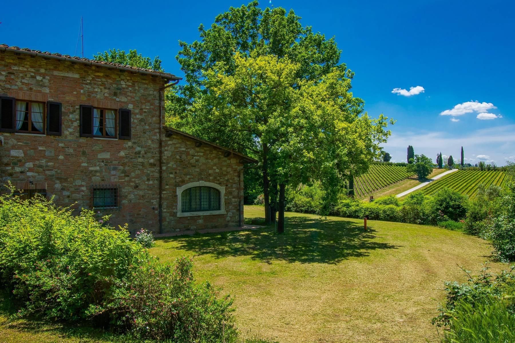 Esclusive wine estate in the heart of Chianti classico - 2