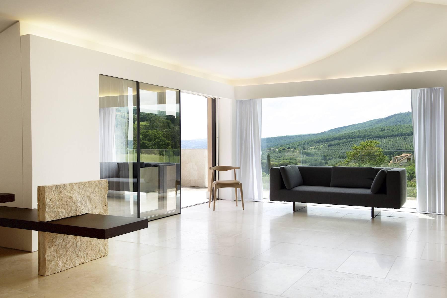 Moderno attico vista lago di Bracciano - 1