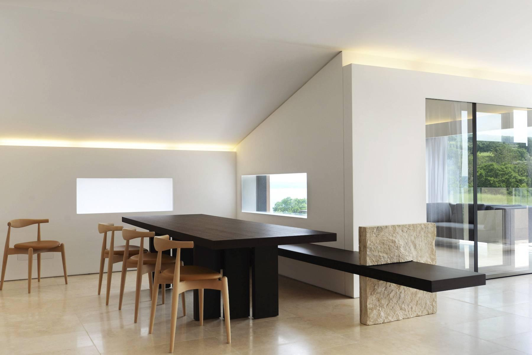 Moderno attico vista lago di Bracciano - 2