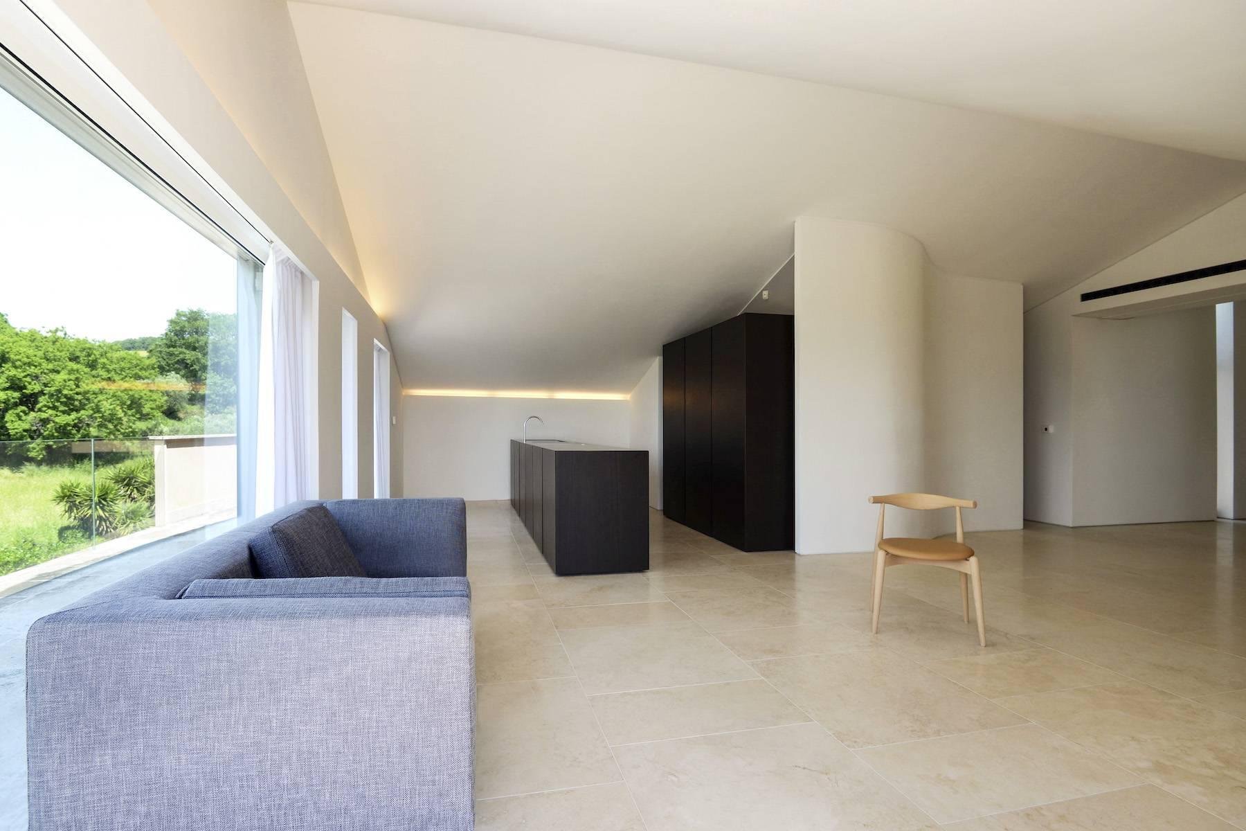 Moderno attico vista lago di Bracciano - 3