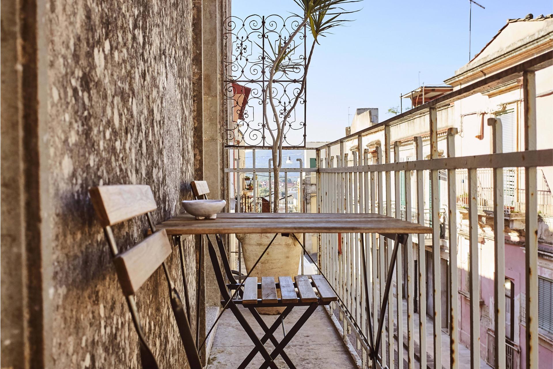 Sizilianisches Haus mit Terrasse in Noto - 14