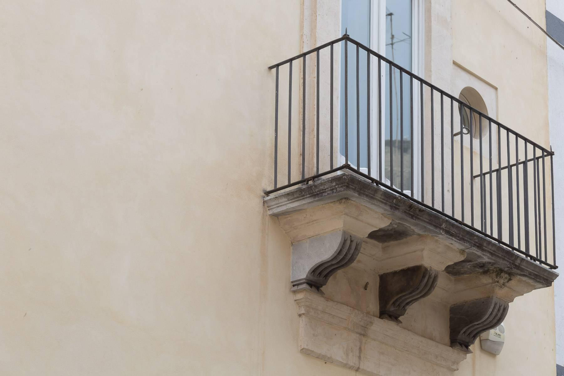 Renommiertes Haus im historischen Zentrum von Ragusa - 26