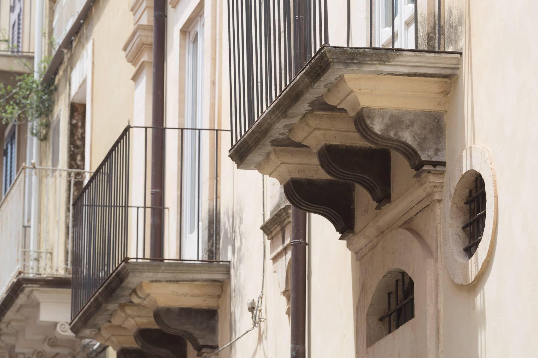 Renommiertes Haus im historischen Zentrum von Ragusa - 19