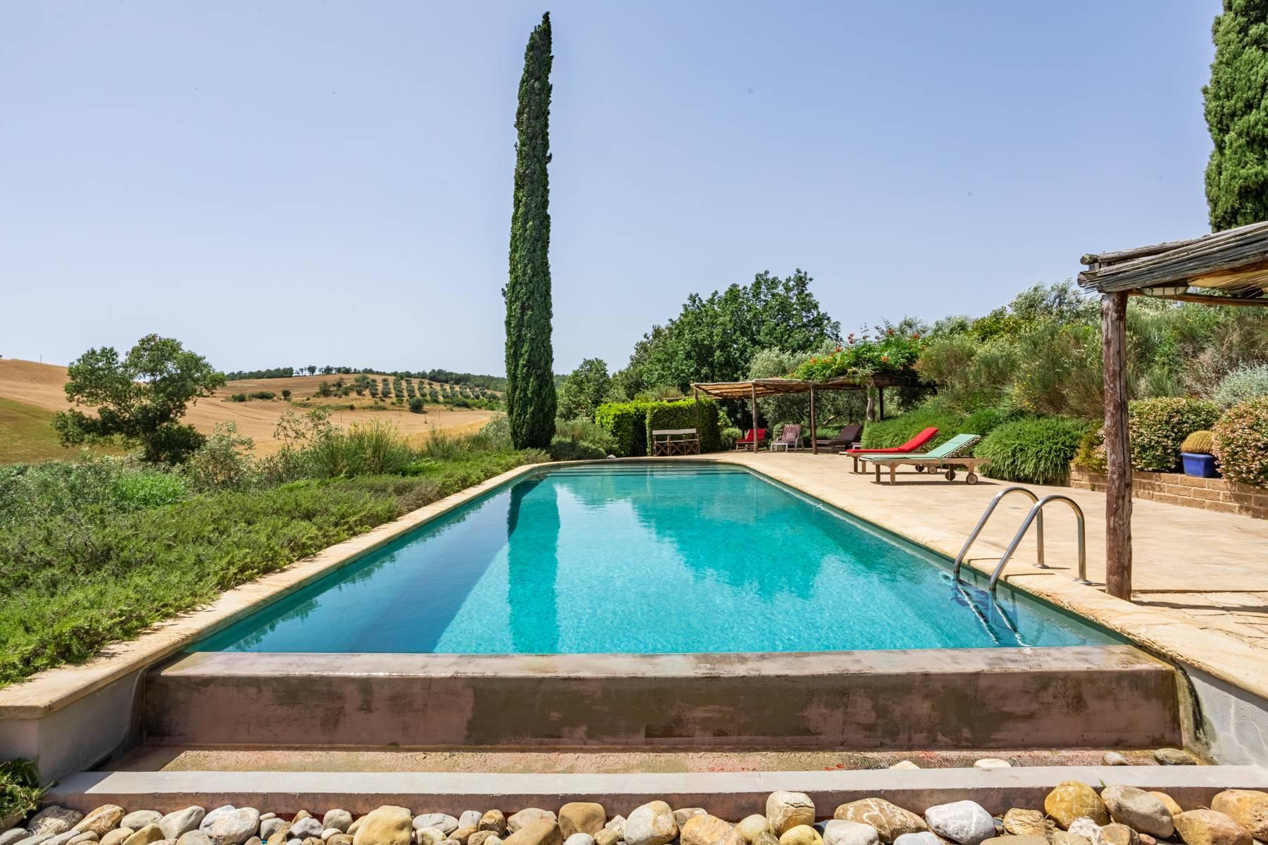Spendida villa con piscina - 5