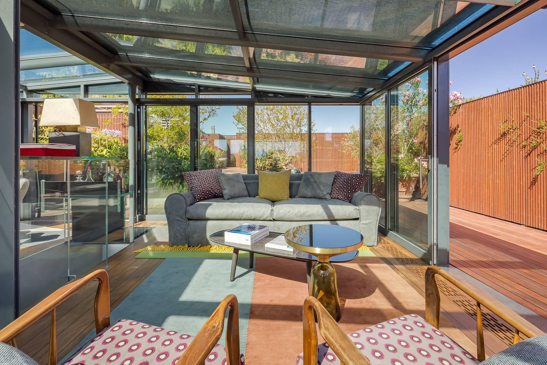 Penthouse of great value in the heart of Brera - 2