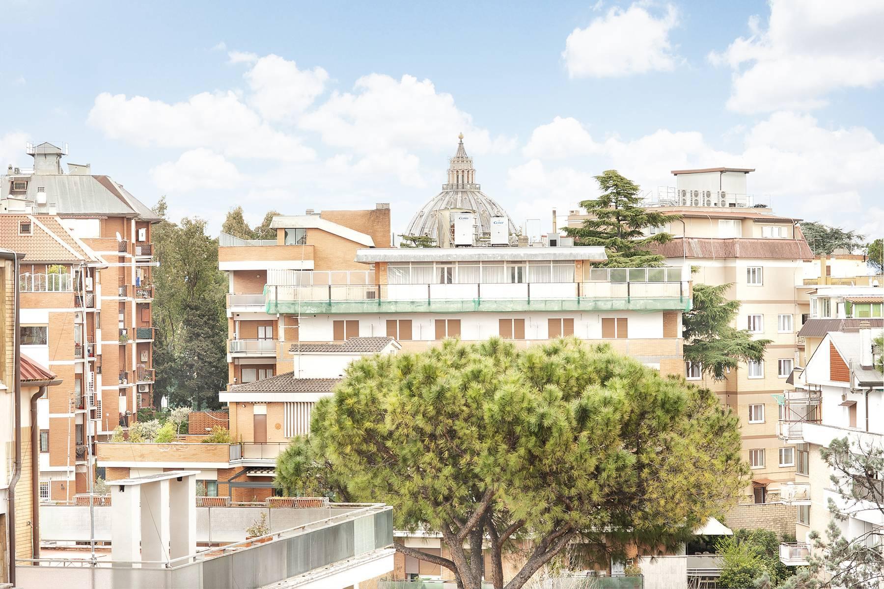 Splendido appartamento a due passi dalla Basilica di San Pietro - 12