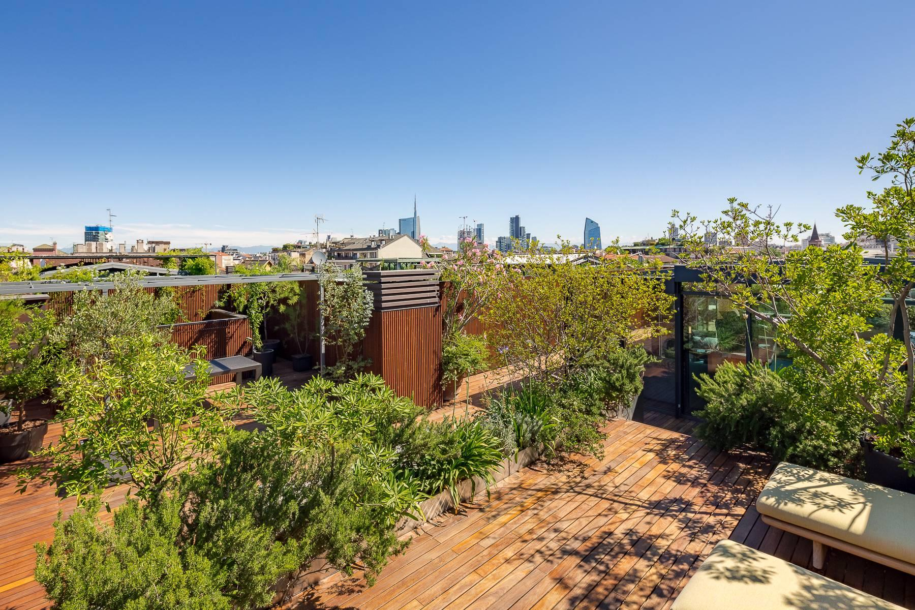 Penthouse of great value in the heart of Brera - 1