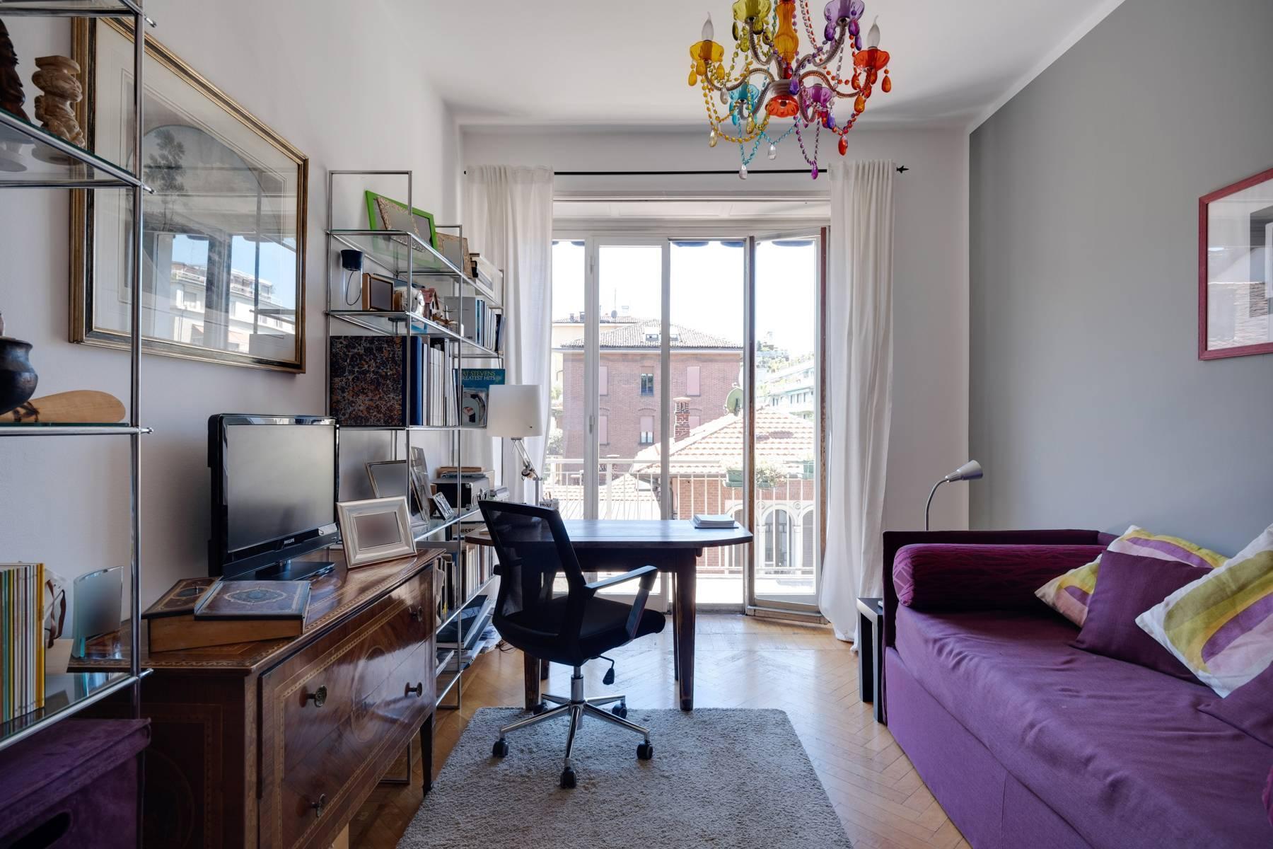 Luminoso appartamento nel cuore della Crocetta - 15