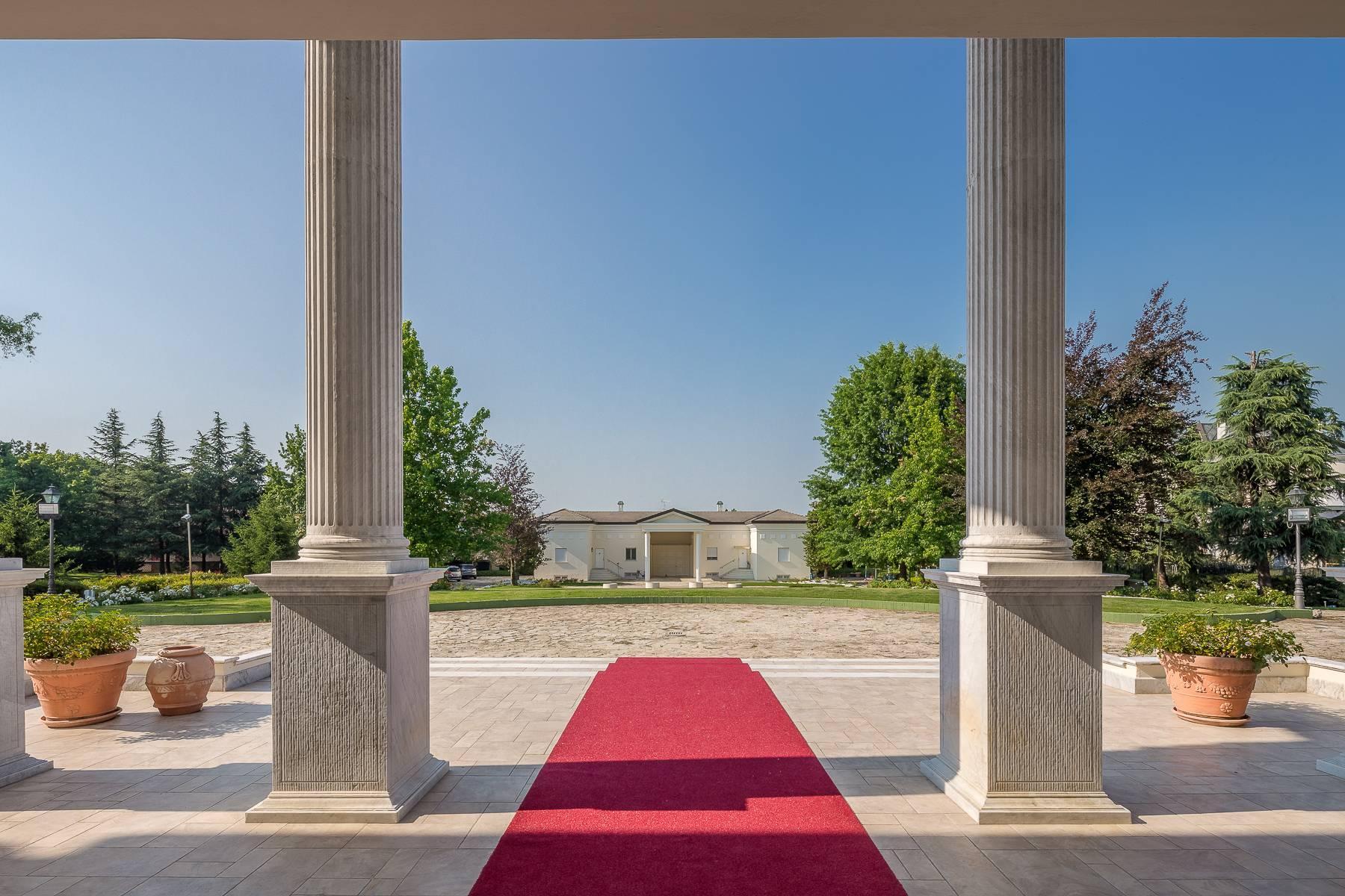 坐落在米兰和都灵之间的白宫 - 15