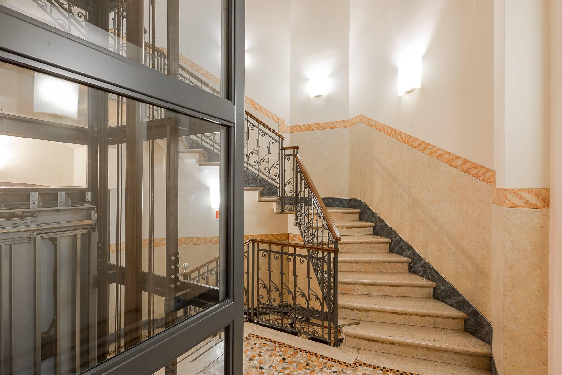 Residenza liberty di rara bellezza in Città Studi - 41
