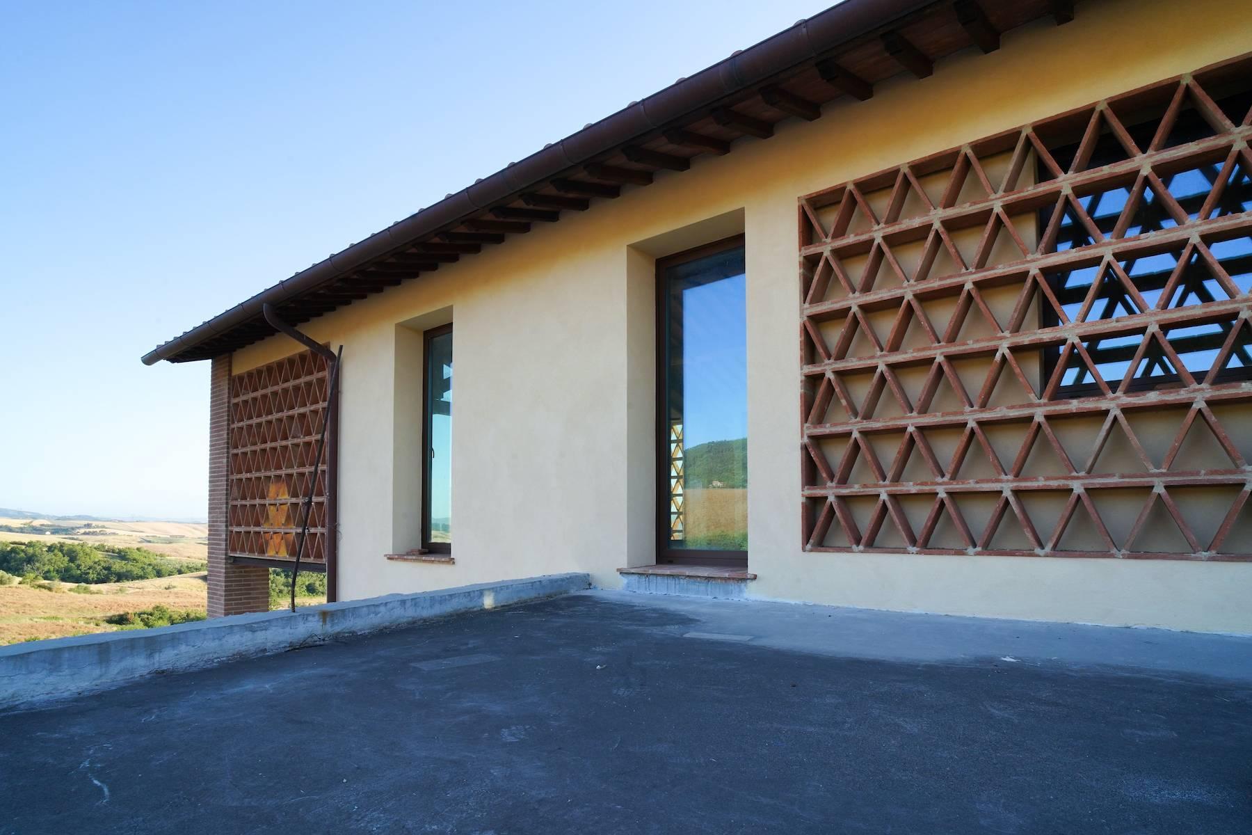 Splendida Proprietà vicina a Volterra e San Gimignano - 19
