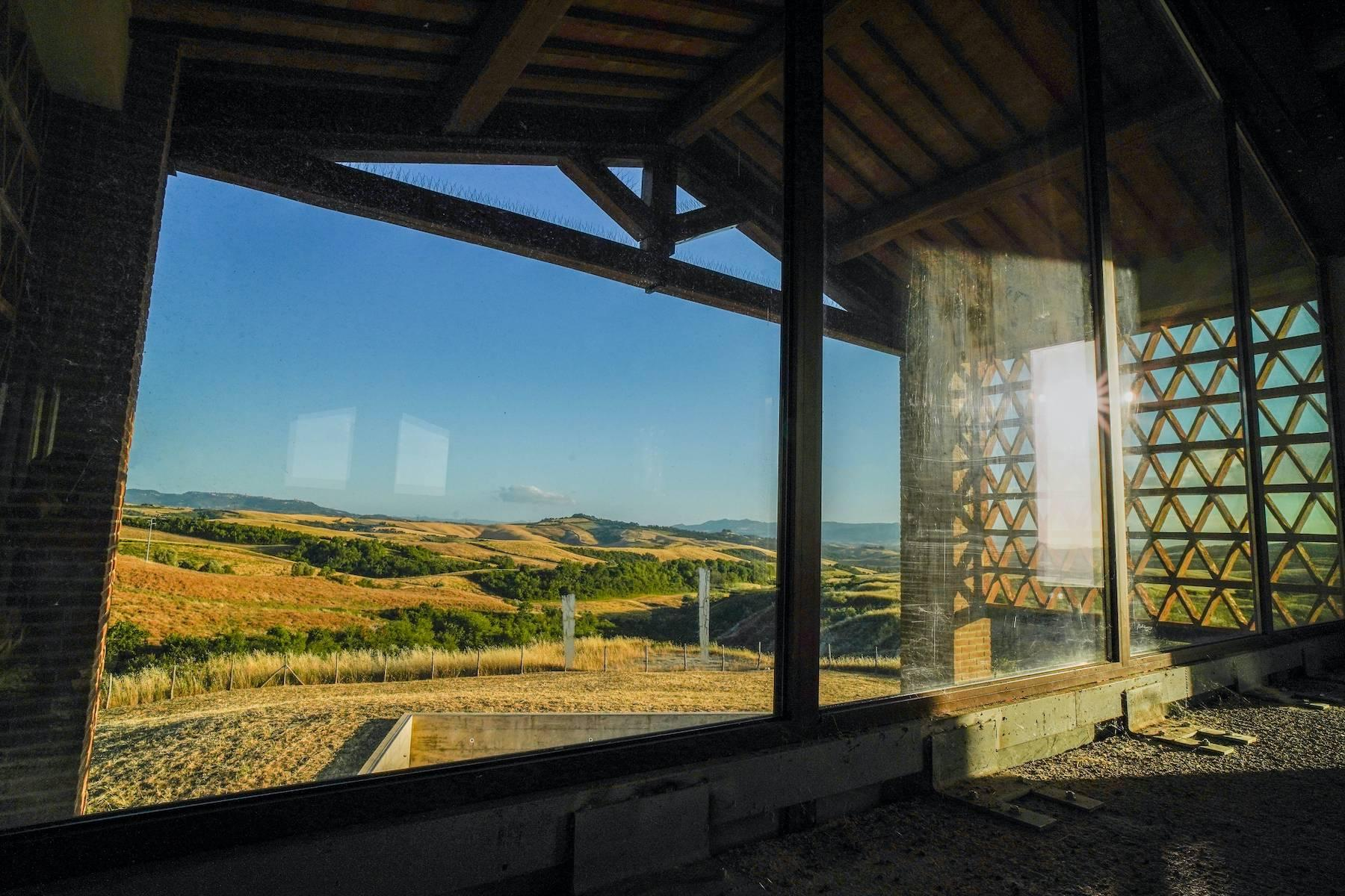 Splendida Proprietà vicina a Volterra e San Gimignano - 20