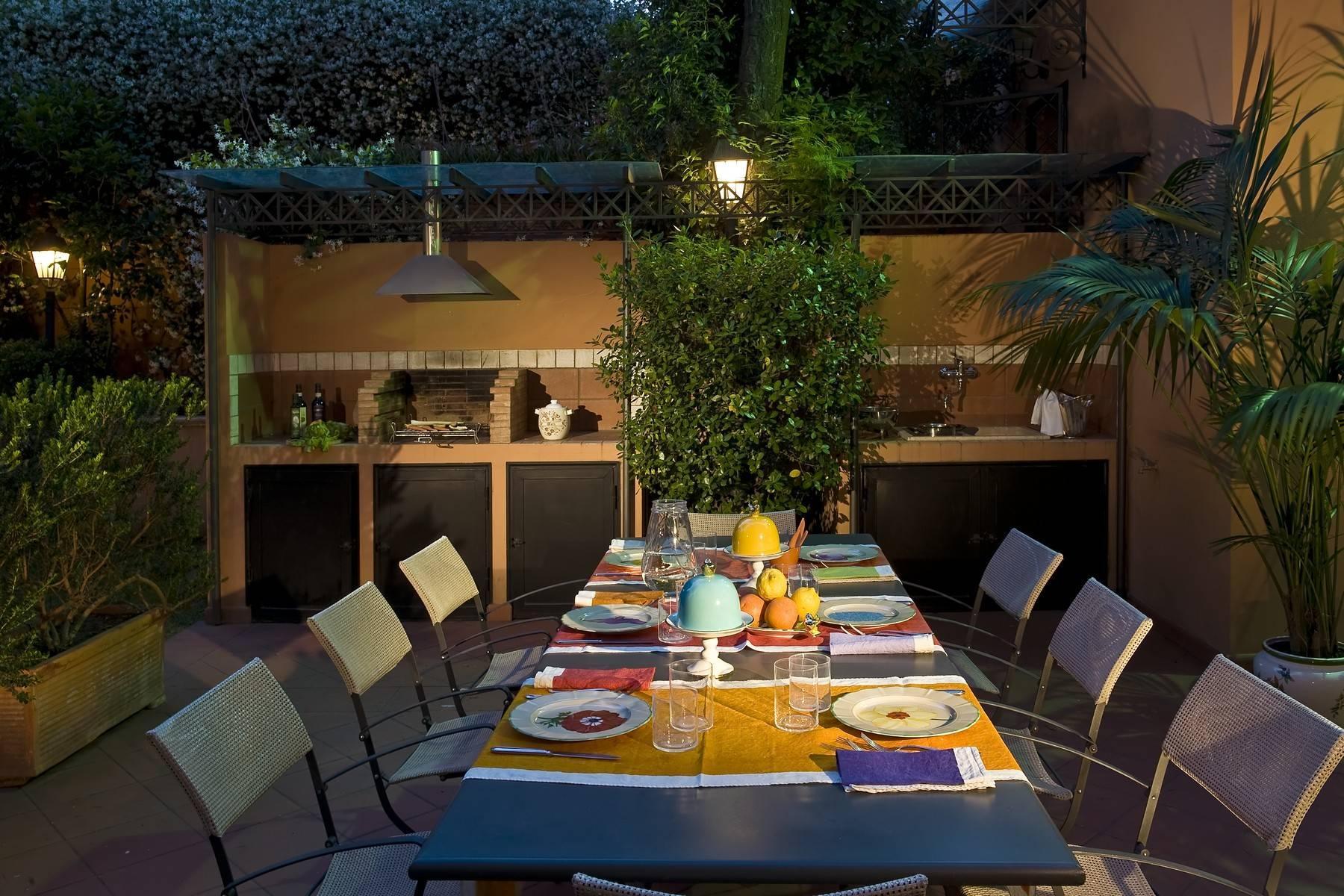 Lussuosa villa con giardino privato - 7