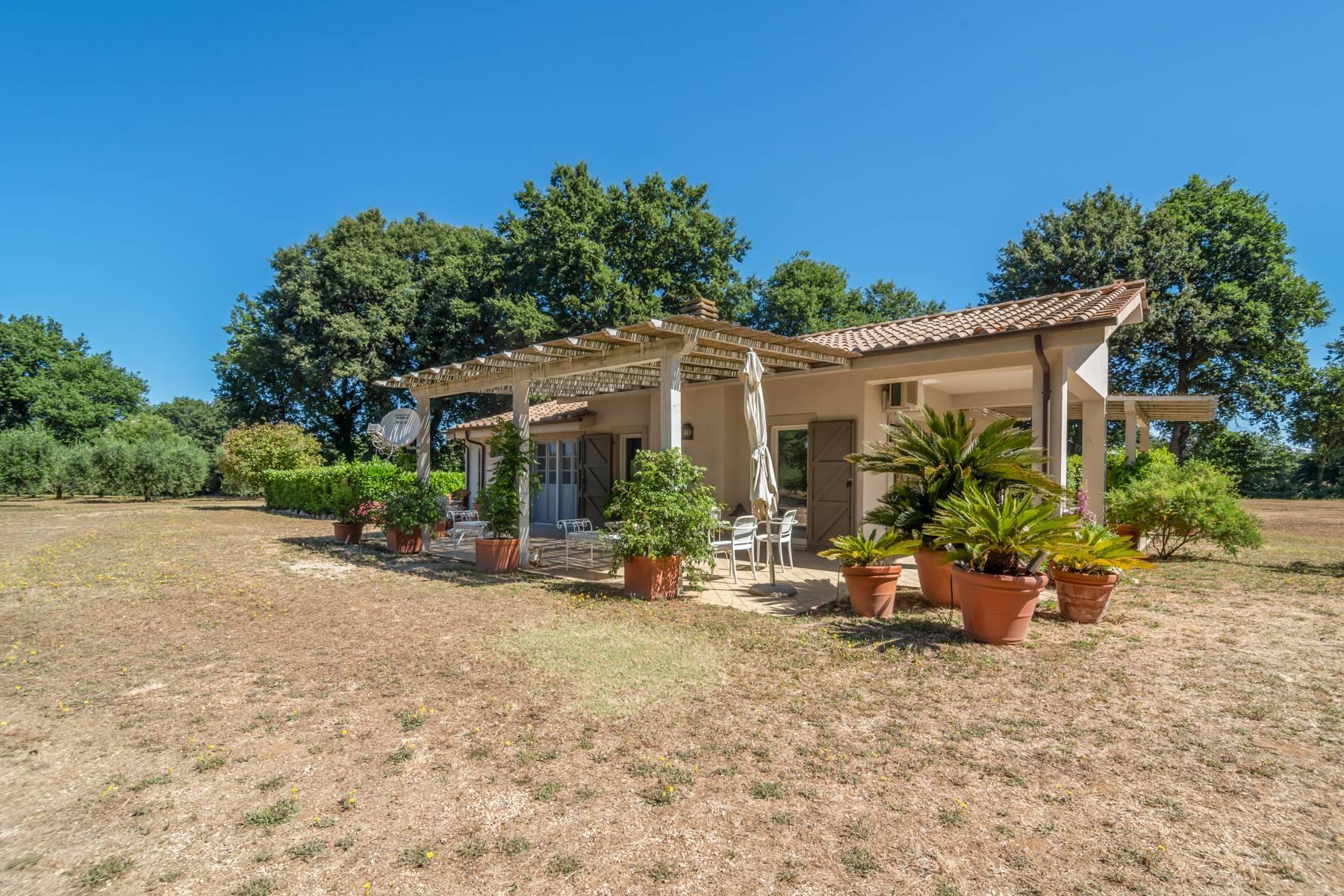 Wunderschönes Anwesen im Grünen, nur einen Steinwurf von Manciano entfernt - 18