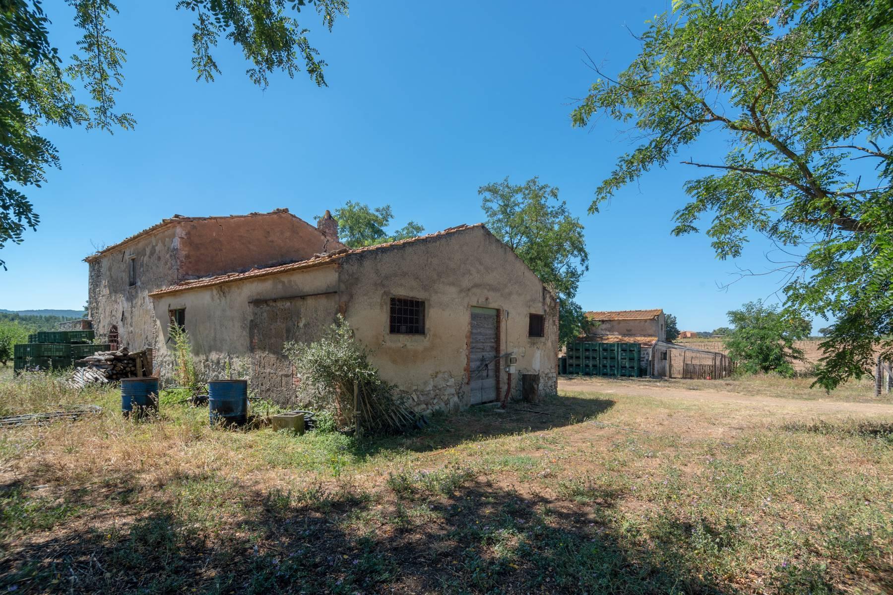 Wunderschönes Anwesen im Grünen, nur einen Steinwurf von Manciano entfernt - 24
