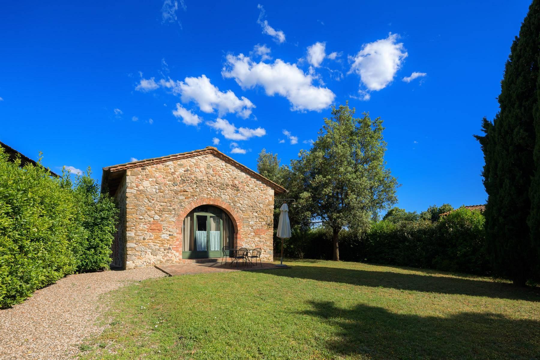 Storica fattoria nel cuore del Chianti Classico - 3