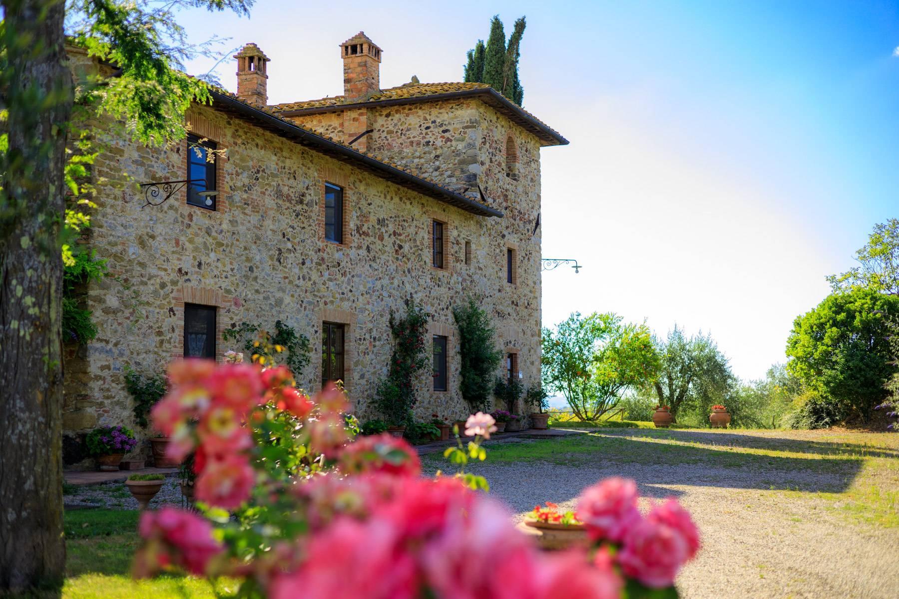 Storica fattoria nel cuore del Chianti Classico - 29