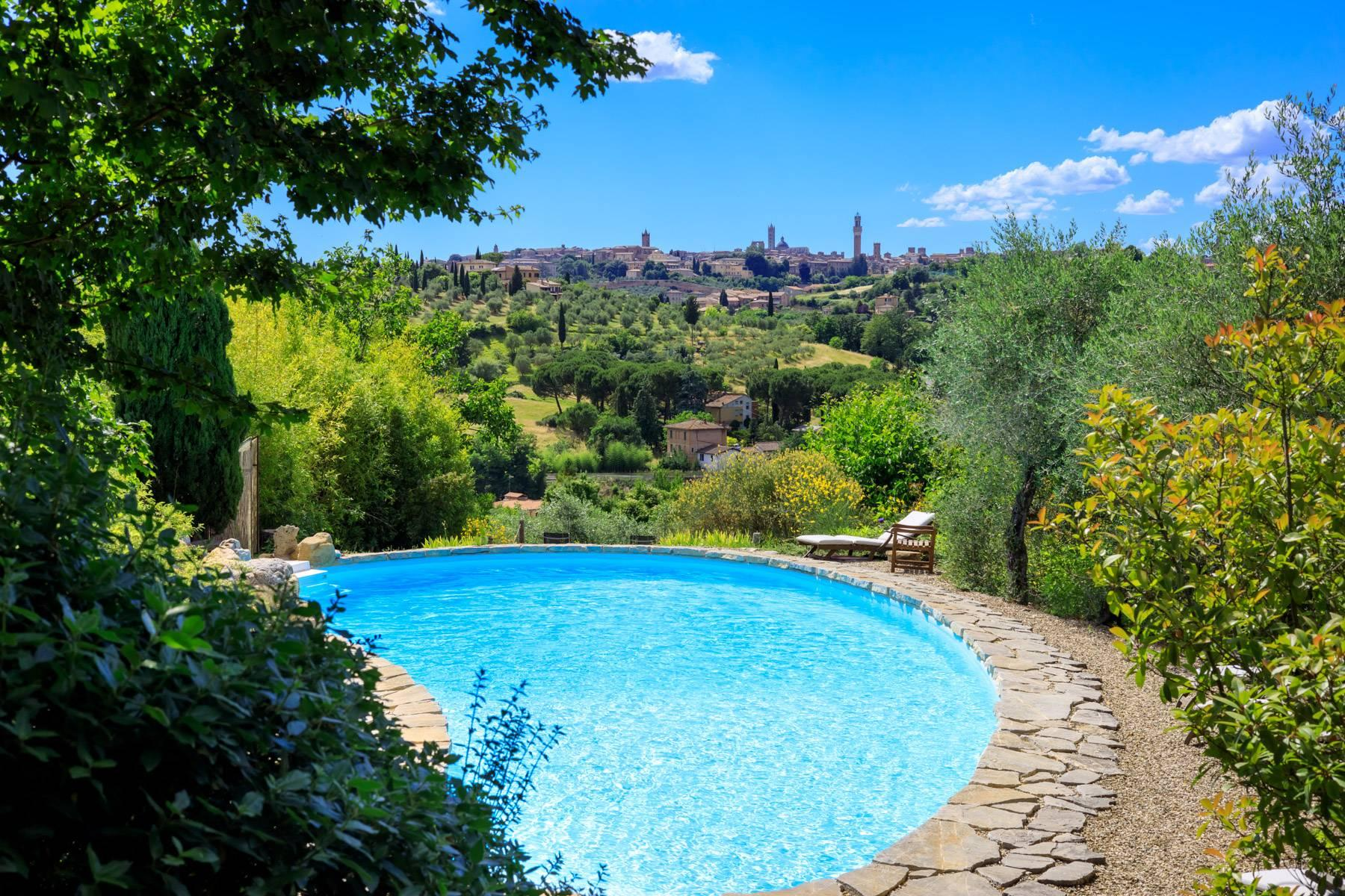 Enchanting farmhouse with agriturismo on the outskirts of Siena - 6