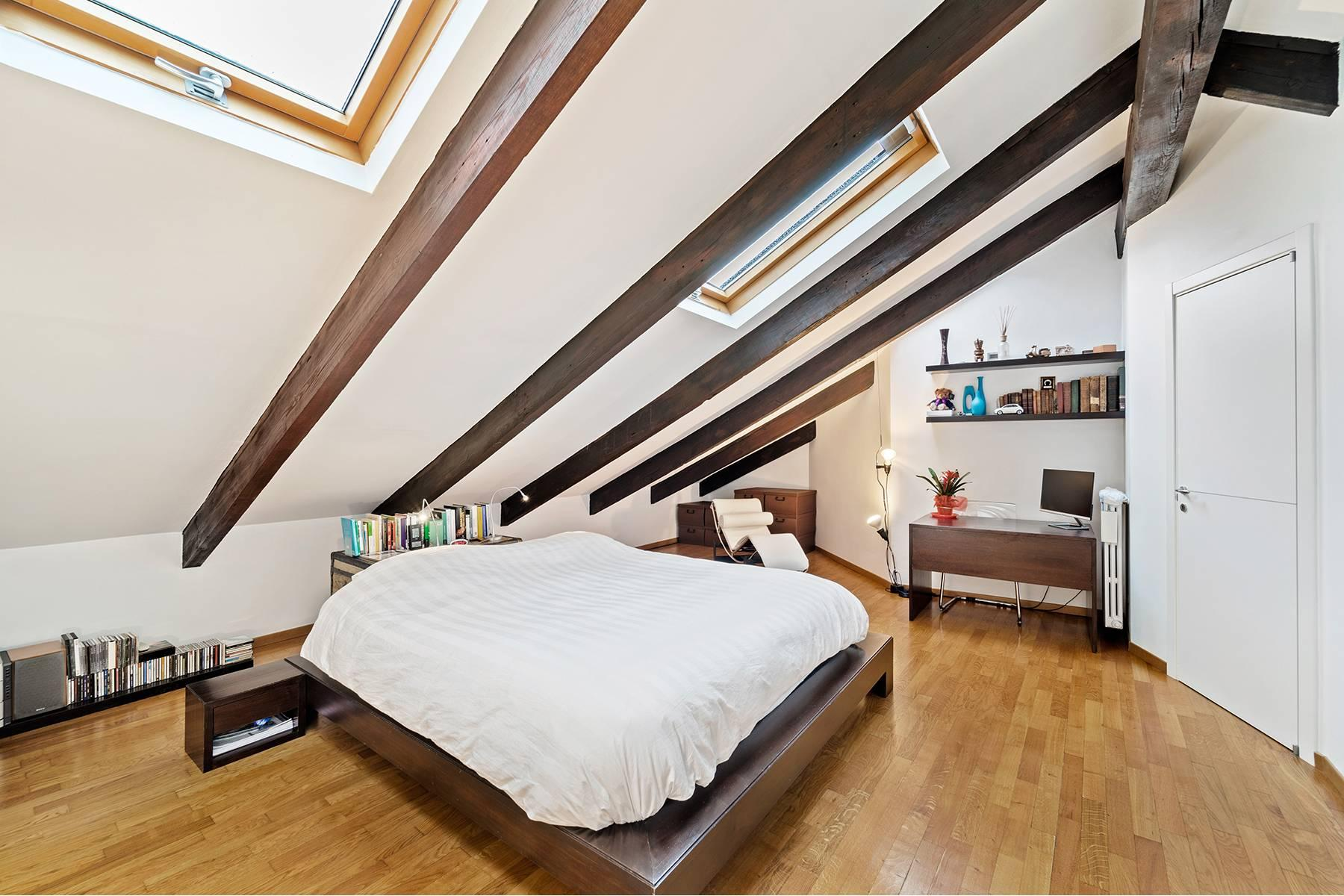 Luminoso appartamento in Crocetta - 11
