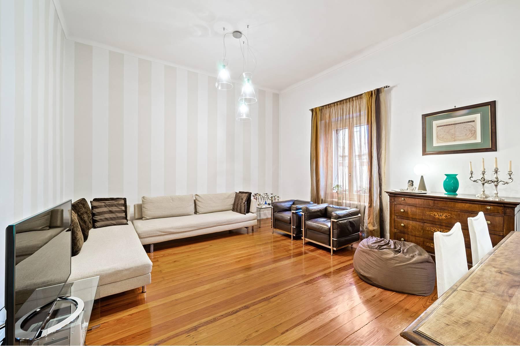 Luminoso appartamento in Crocetta - 2