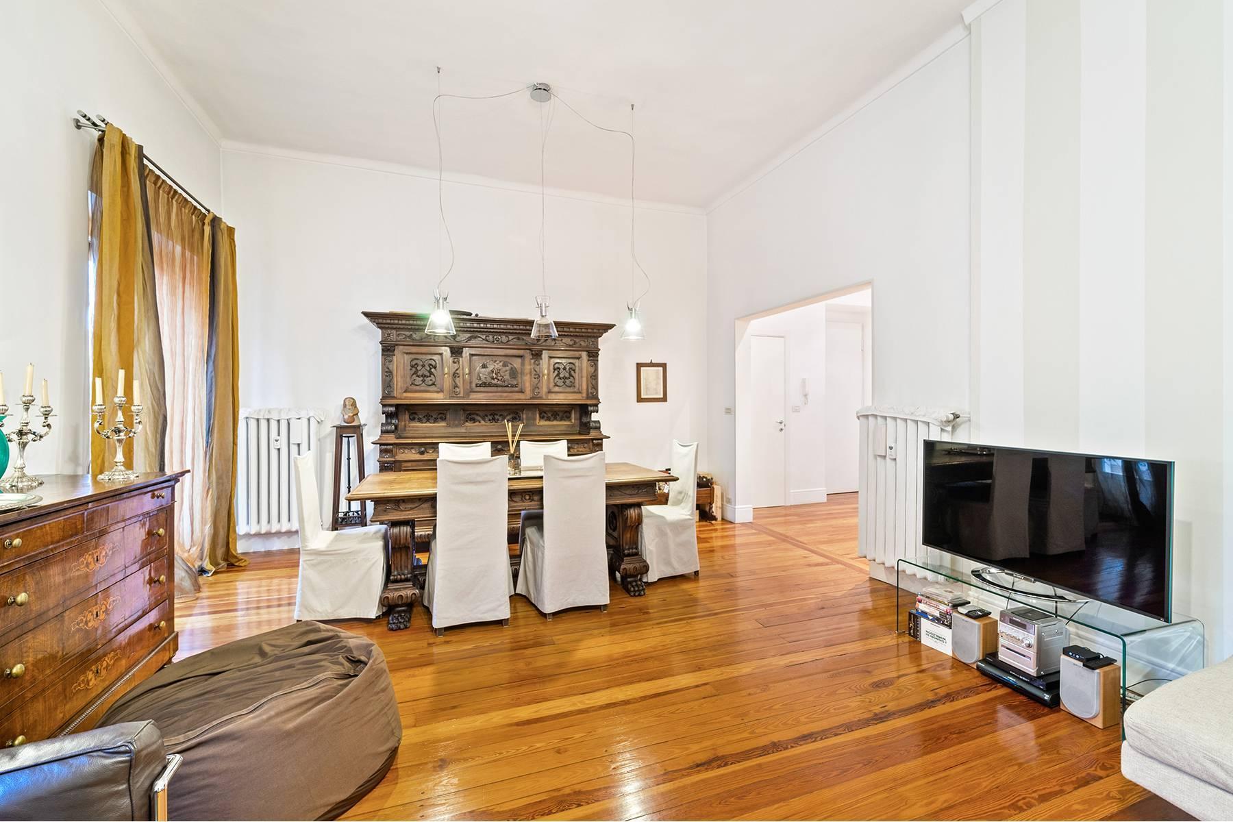 Luminoso appartamento in Crocetta - 3