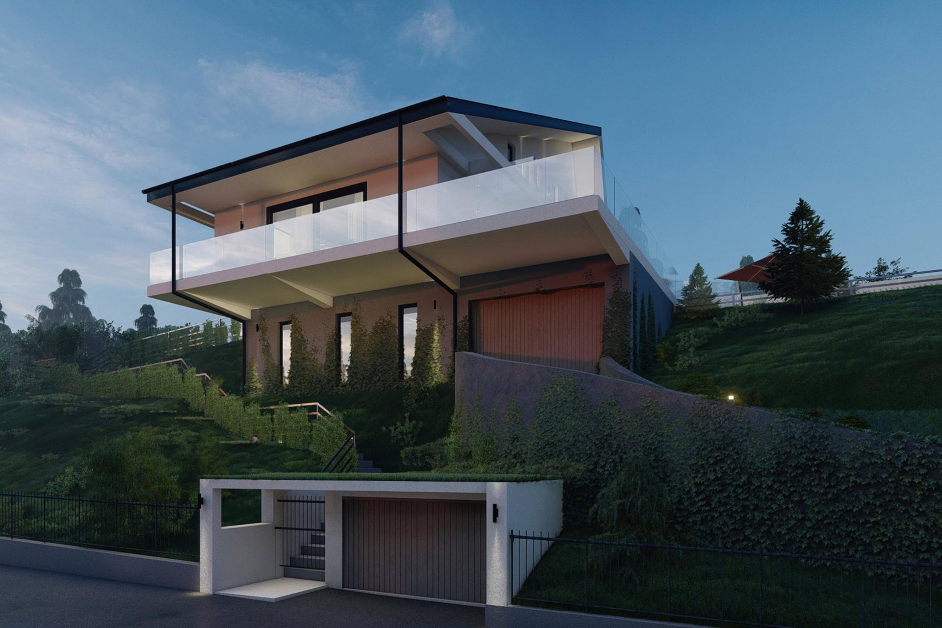 Villa auf dem Hügeln mit Blick auf dem Lago Maggiore - 32
