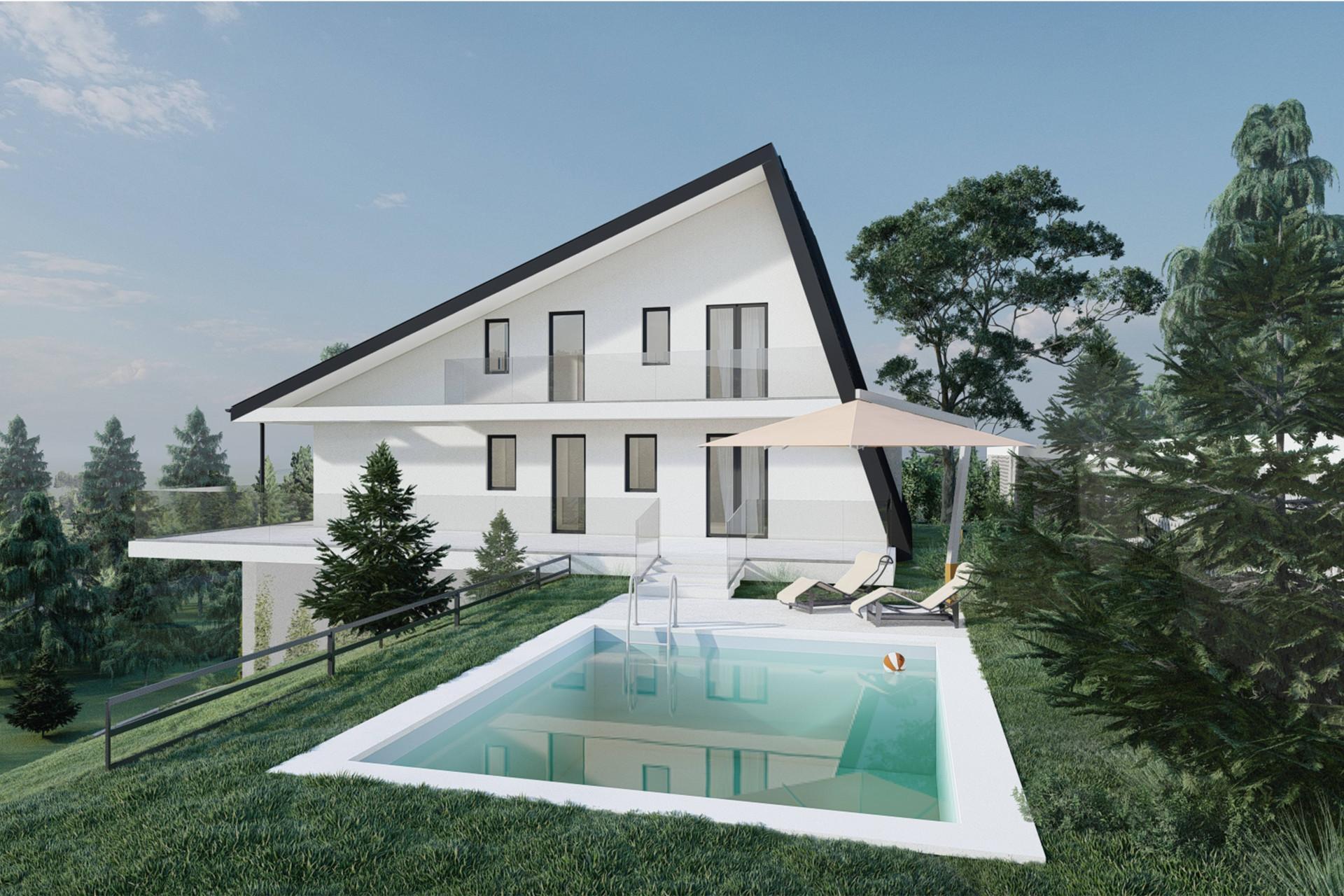 Villa auf dem Hügeln mit Blick auf dem Lago Maggiore - 3