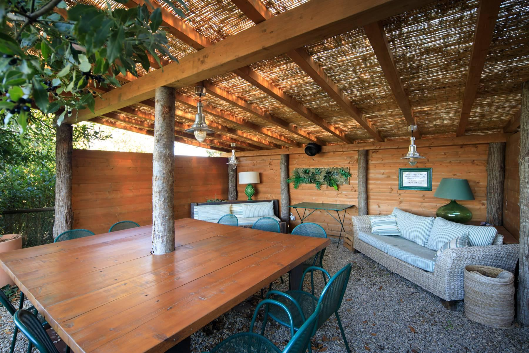 Enchanting farmhouse with agriturismo on the outskirts of Siena - 8