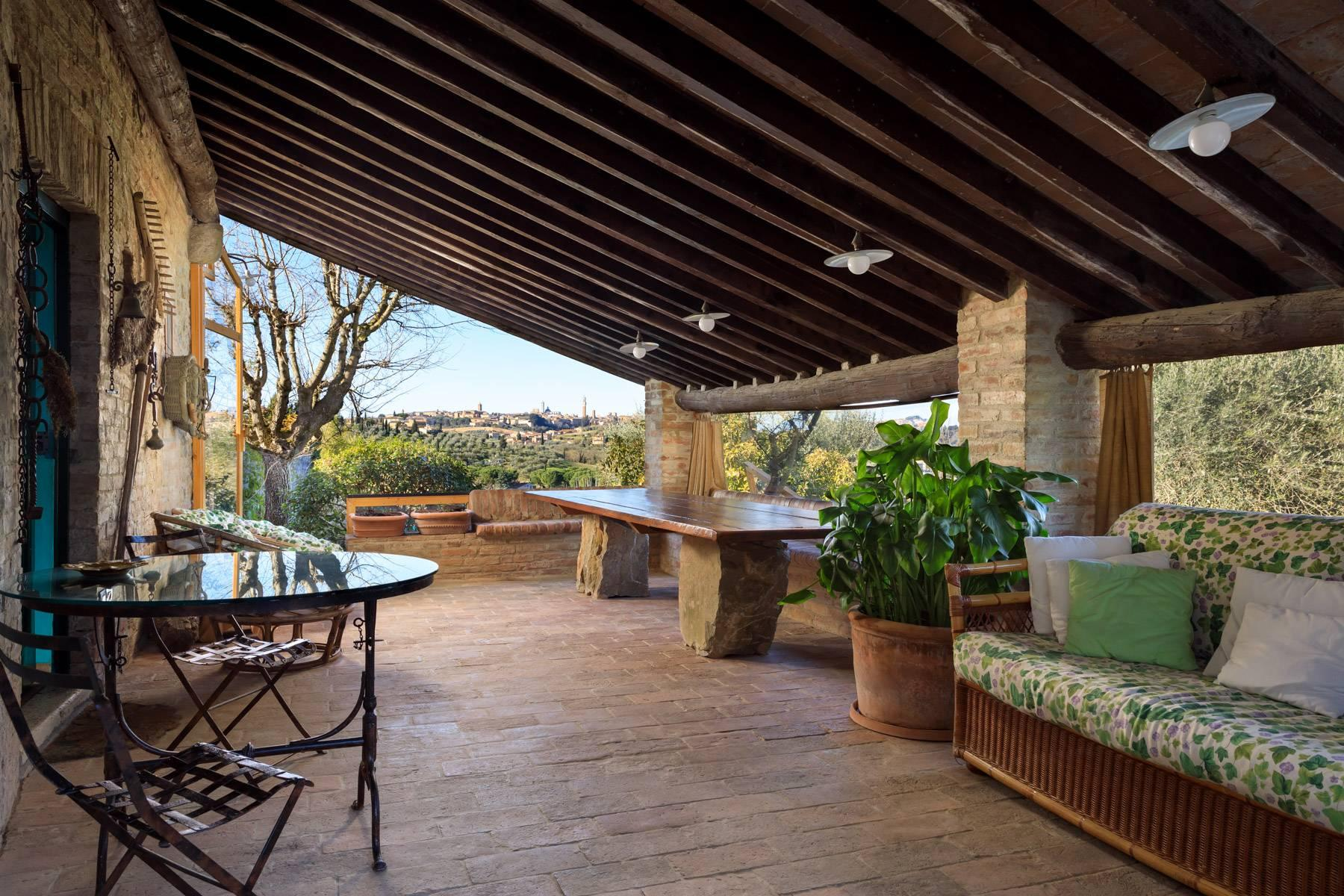 Enchanting farmhouse with agriturismo on the outskirts of Siena - 7