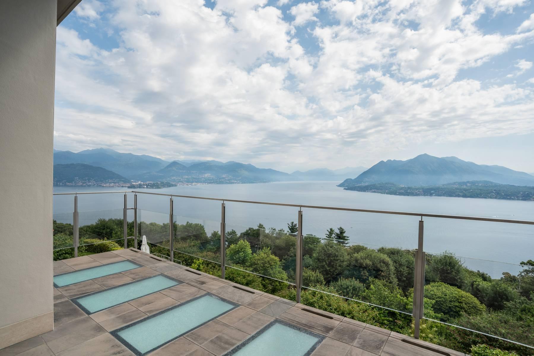 Fabulous Villa on the hills of Stresa - 17