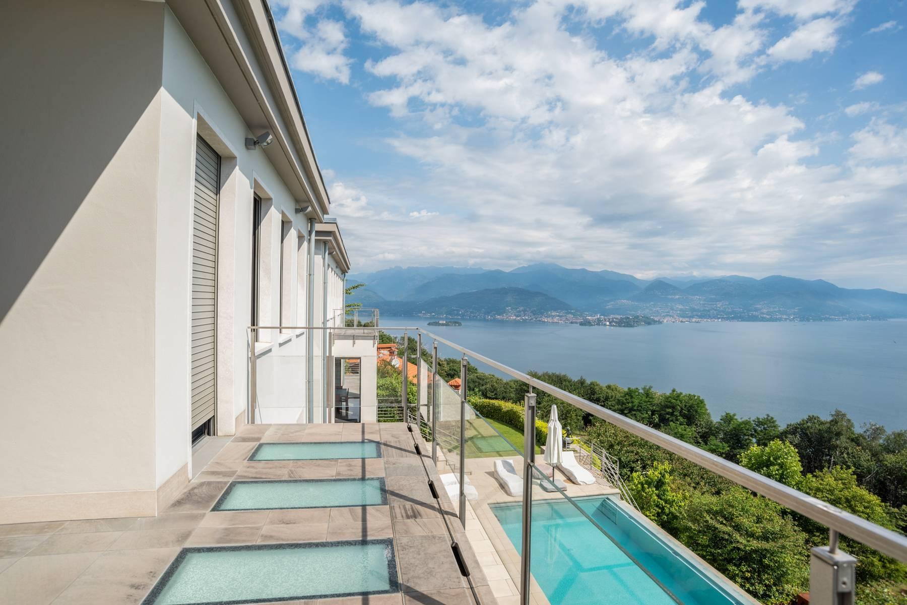 Fabulous Villa on the hills of Stresa - 19