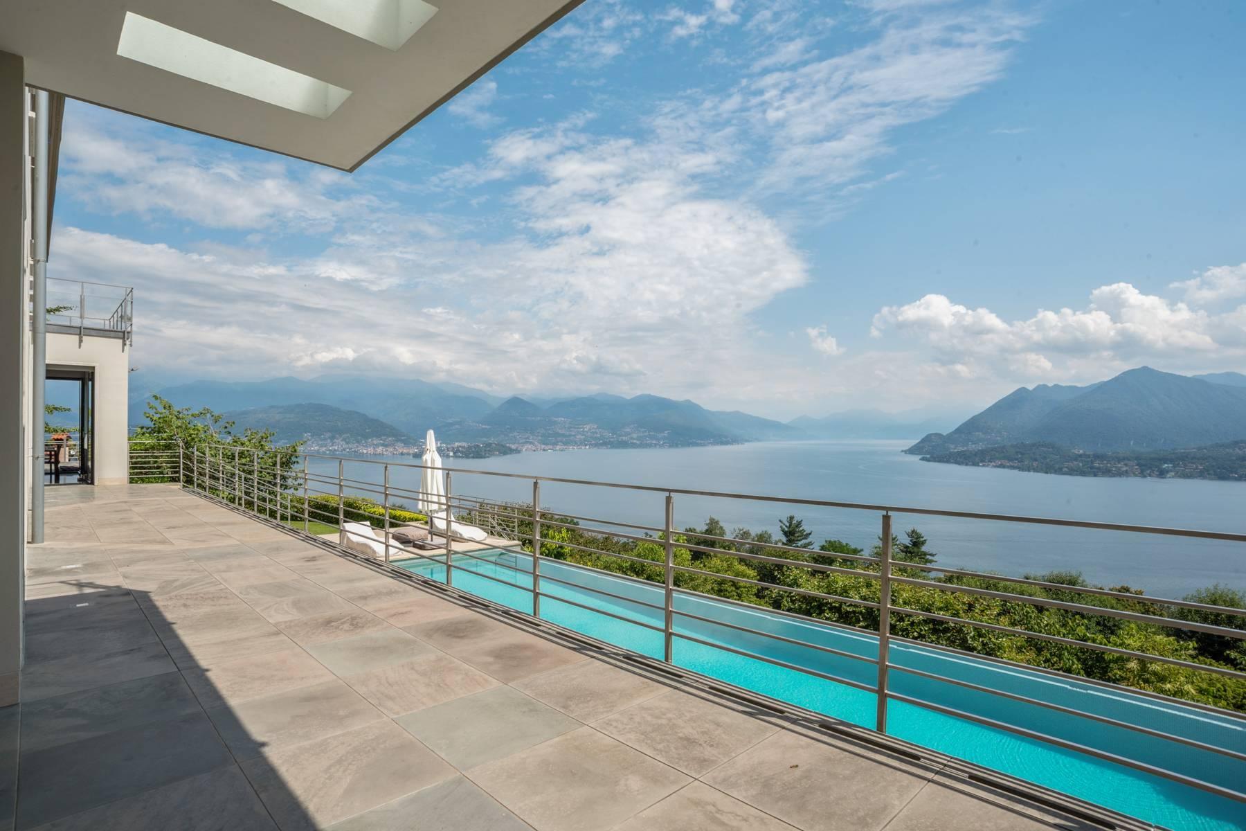 Fabulous Villa on the hills of Stresa - 30