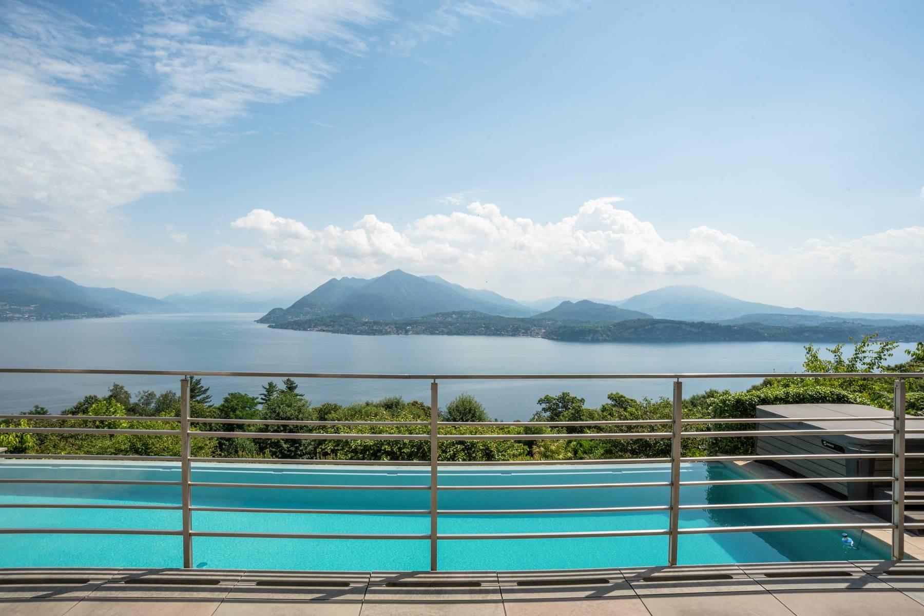 Fabulous Villa on the hills of Stresa - 32