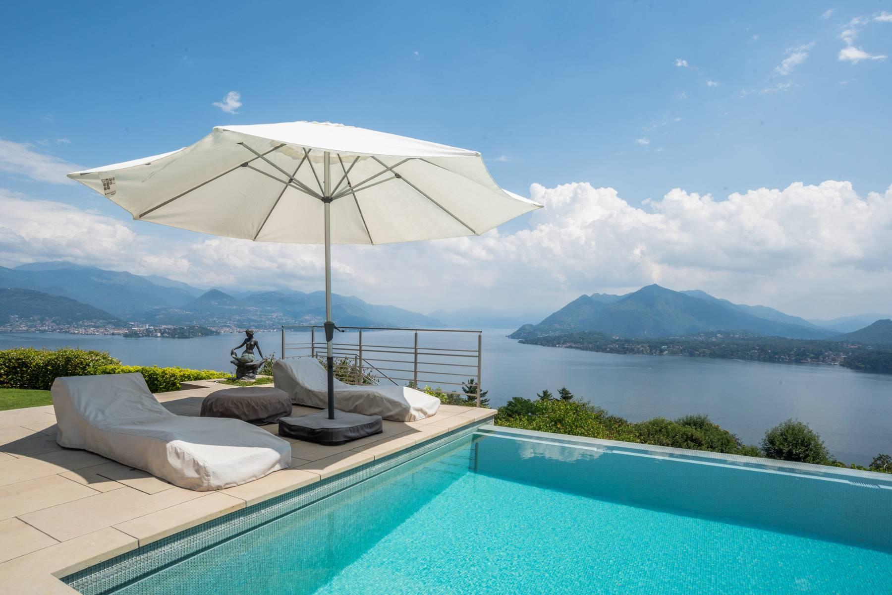 Fabulous Villa on the hills of Stresa - 41