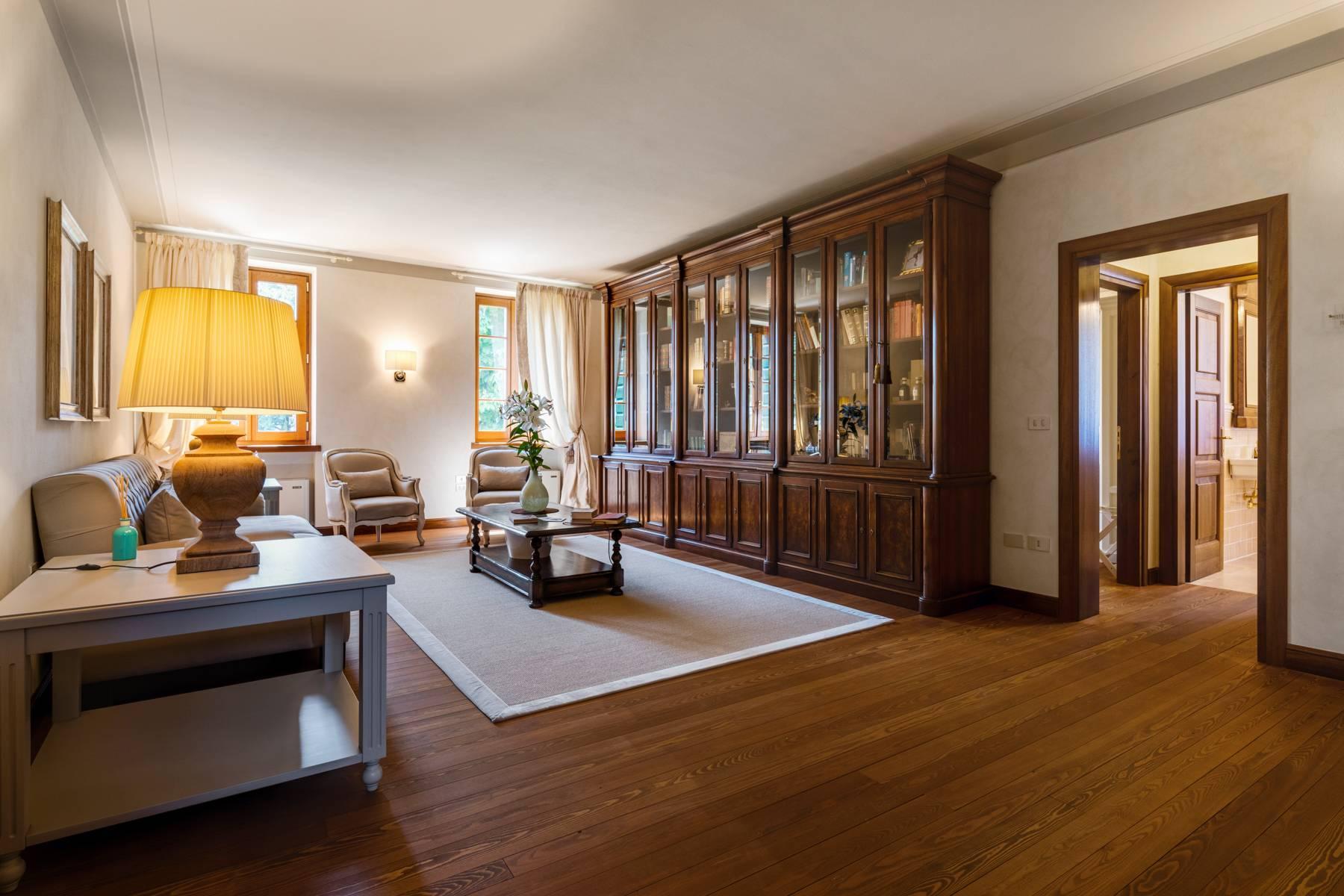 Renovierte Villa mit Park auf dem Land des Unesco-Gebiets - 9